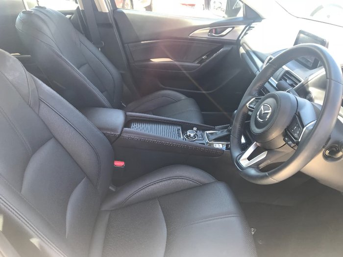2017 MAZDA 3 SP25 ASTINA BN Series Grey