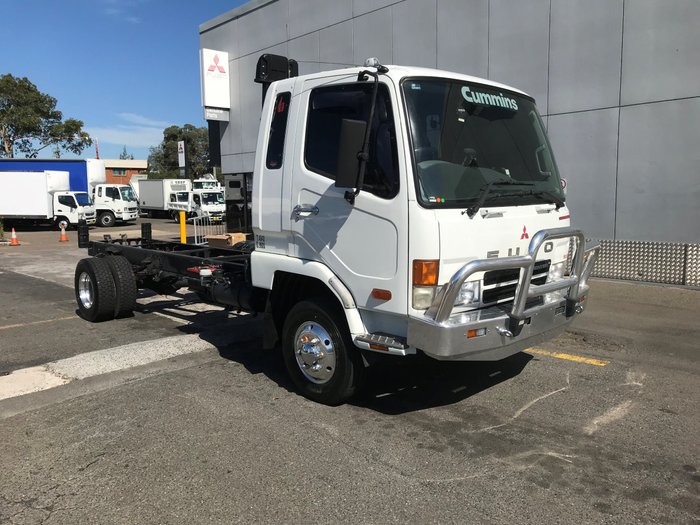 2007 Fuso Fighter FIGHTER 617
