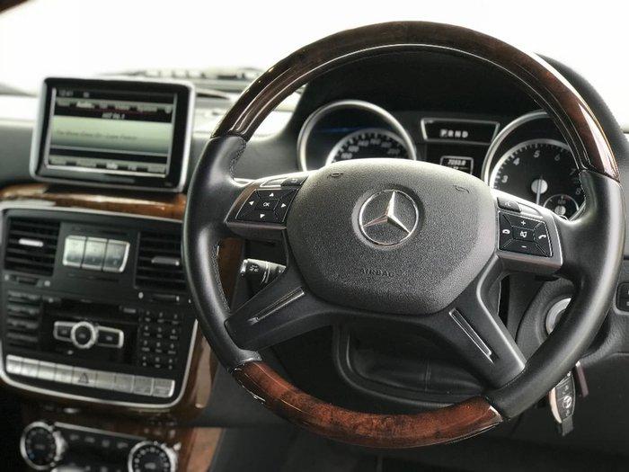 2015 MERCEDES-BENZ G500 W463 Black