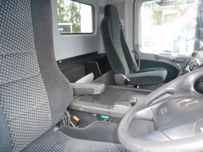 2013 Mercedes Benz 2544 WHITE