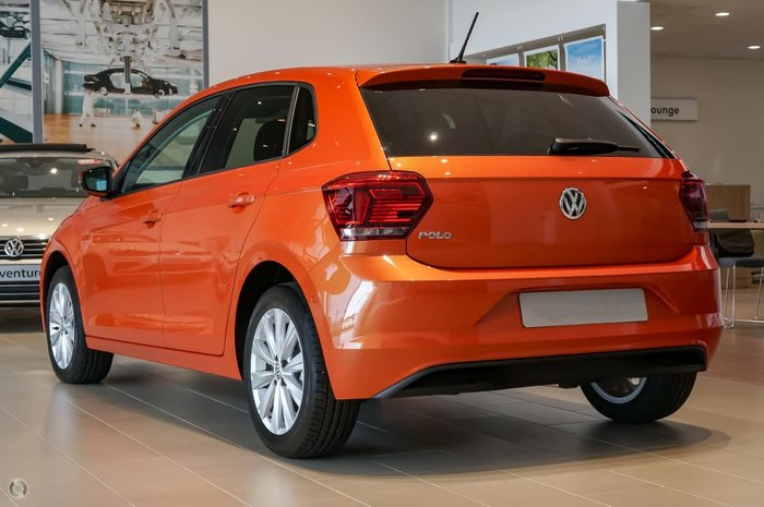 2017 VOLKSWAGEN POLO LAUNCH EDITION AW Orange