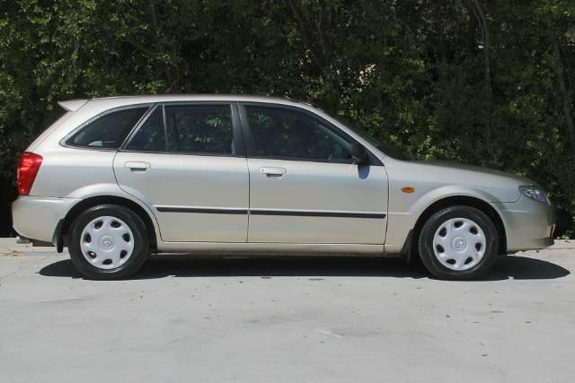 2002 MAZDA 323 Astina BJ II-J48 GOLD