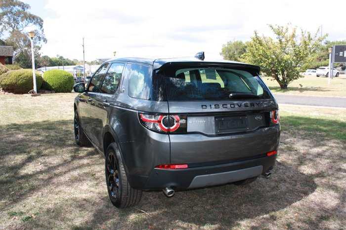 2017 LAND ROVER DISCOVERY SPORT TD4 110KW SE L550 Grey