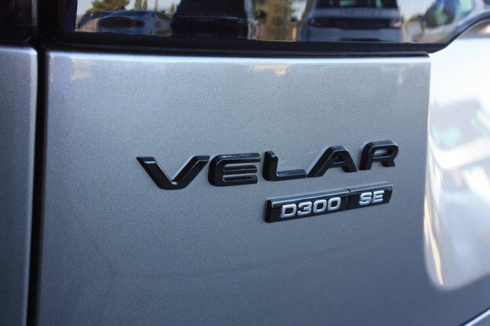 2017 LAND ROVER RANGE ROVER VELAR D300 L560 Silver