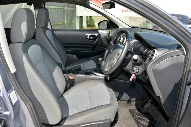2013 NISSAN DUALIS ST HATCH 2WD J10W SERIES 4 M MINERAL GREY