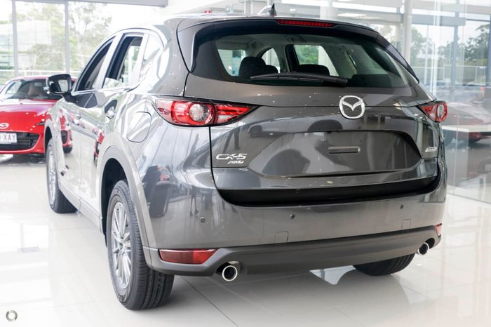 2017 MAZDA CX-5 MAXX SPORT KF Series Grey