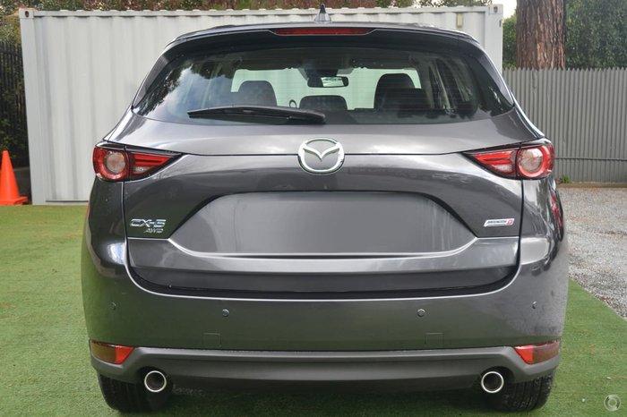 2017 MAZDA CX-5 TOURING KF Series Grey