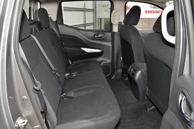 2018 NISSAN NAVARA ST DUAL CAB D23 S3 GREY