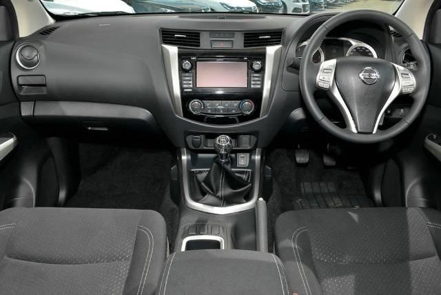 2018 NISSAN NAVARA ST DUAL CAB D23 S3 SLATE GREY