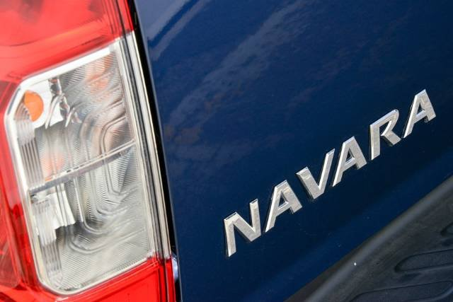2018 NISSAN NAVARA ST DUAL CAB D23 S2 DEEP SAPPHIRE