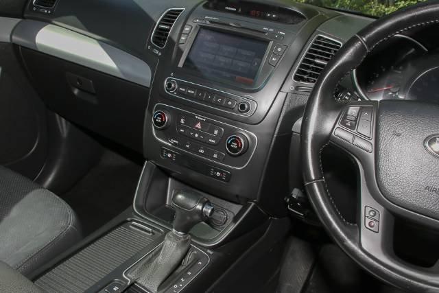 2014 KIA SORENTO PLATINUM 4WD XM MY14 GLITTERING METAL
