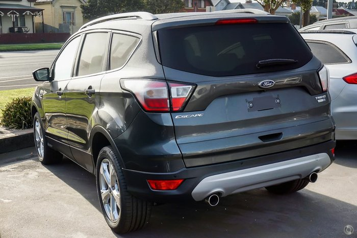 2018 FORD ESCAPE TREND ZG Grey