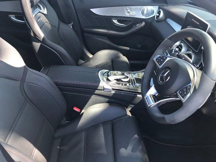 2017 MERCEDES-BENZ C43 AMG W205 White