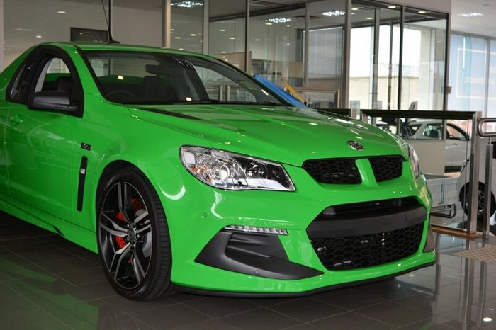 2017 Holden Special Vehicles Maloo