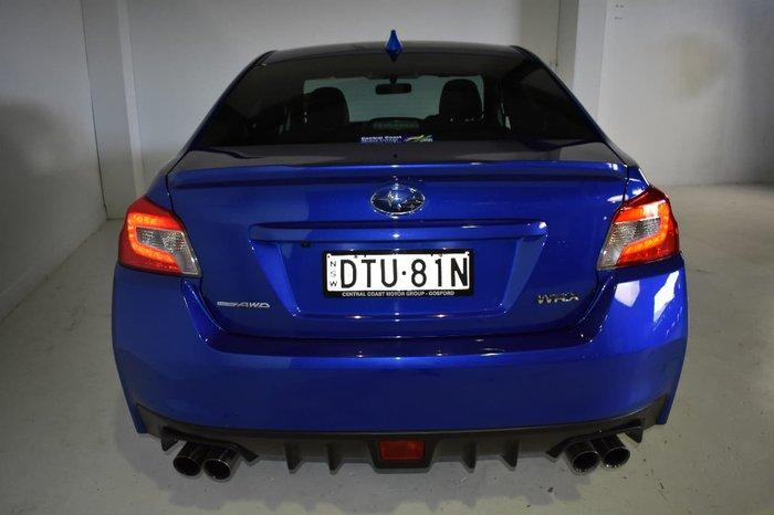 2014 SUBARU WRX PREMIUM V1 Blue