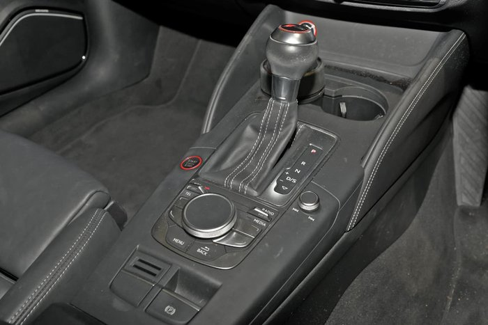 2016 AUDI RS3 8V Grey