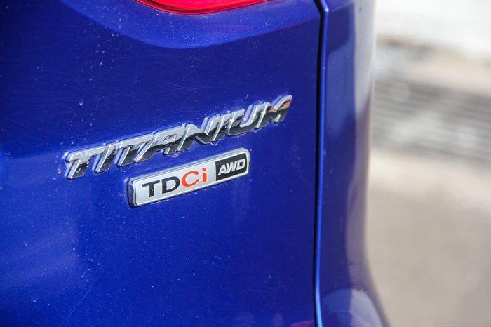 2015 FORD KUGA TITANIUM TF MkII Blue