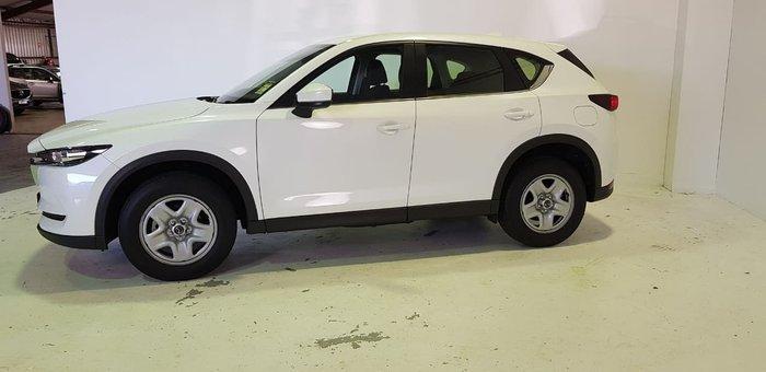 2017 MAZDA CX-5 Maxx KF Series White