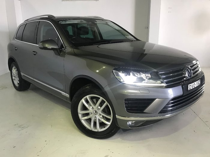 2015 VOLKSWAGEN TOUAREG 150TDI ELEMENT