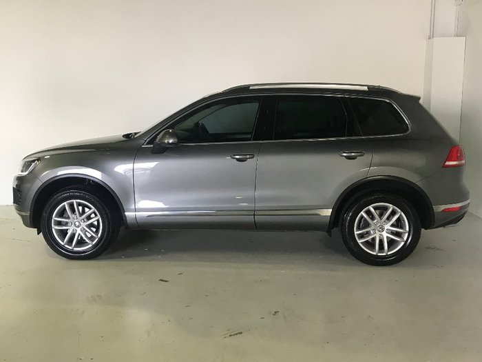 2015 VOLKSWAGEN TOUAREG 150TDI ELEMENT 7P Grey