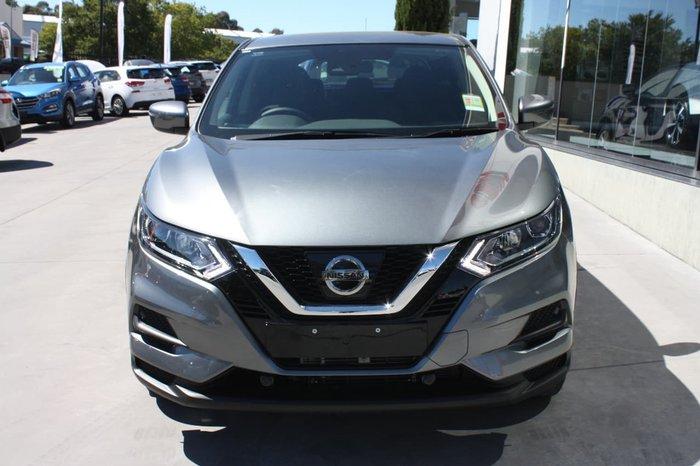 2017 NISSAN QASHQAI ST J11 Series 2 Grey