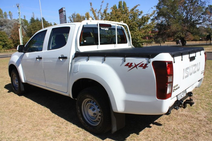 2015 ISUZU D-MAX SX (No Series) White