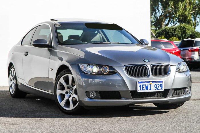 2009 BMW 325I E92 Grey
