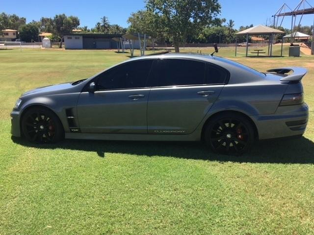 2012 HOLDEN SPECIAL VEHICLE CLUBSPORT