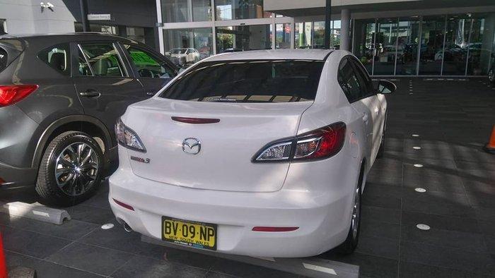 2013 MAZDA 3 NEO BL Series 2 White