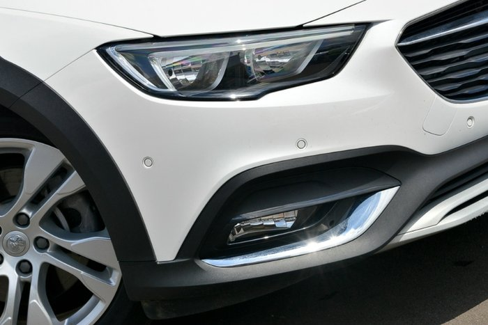 2018 Holden Calais ZB MY18 4X4 On Demand ABALONE WHITE