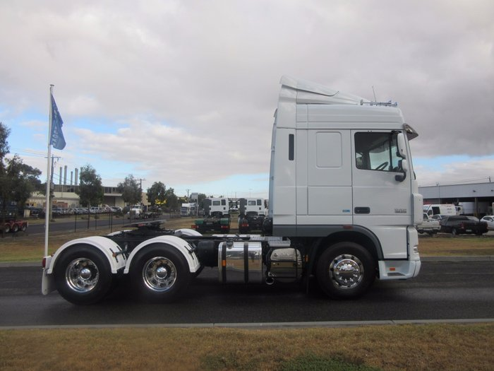 2014 DAF XF 105 Series