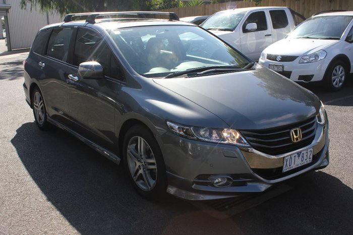 2009 HONDA ODYSSEY LUXURY 4th Gen Grey