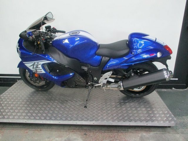 2017 Suzuki GSX1300RA (HAYABUSA) BLUE