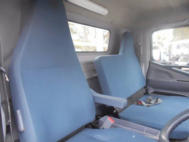 2014 Mitsubishi Canter 815 Wide WHITE