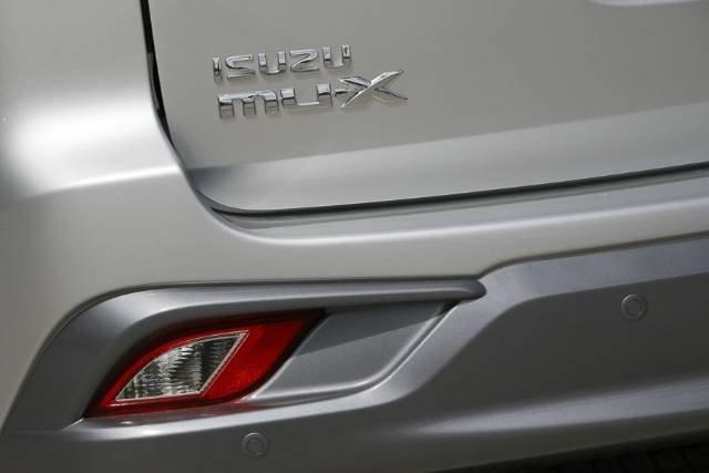 2018 ISUZU MU-X 4x4 LS-T MY17 TITANIUM SILVER