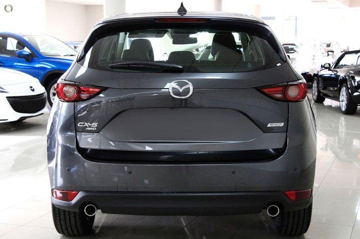 2018 MAZDA CX-5 AKERA KF Series Grey