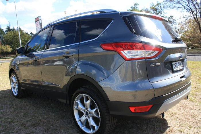 2013 FORD KUGA TITANIUM TF Grey