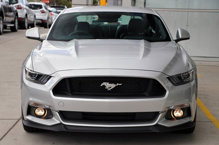 2017 FORD MUSTANG GT FM Silver
