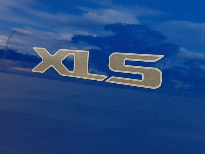 2018 FORD RANGER XLS PX MkII Blue
