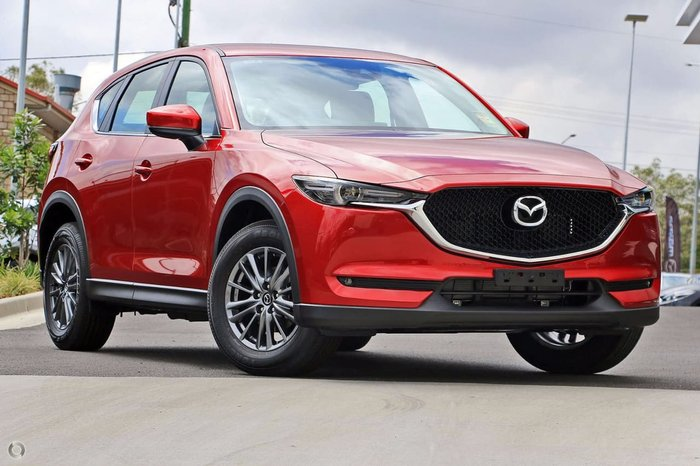2018 MAZDA CX-5 TOURING KF Series Red