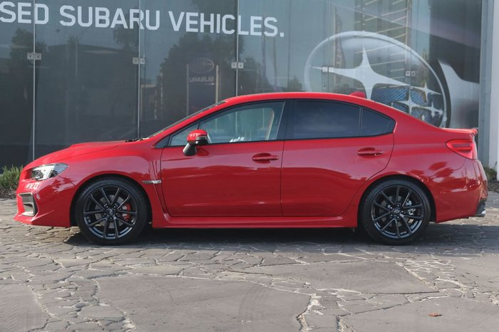 2017 SUBARU WRX PREMIUM V1 Red