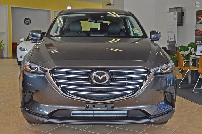 2018 MAZDA CX-9 TOURING TC Grey