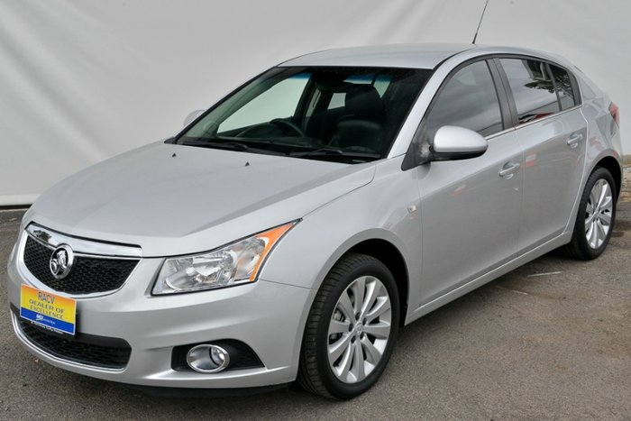 2012 HOLDEN CRUZE CDX JH SERIES II MY12 NITRATE