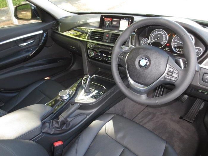 2018 BMW 330I LUXURY LINE F30 LCI White