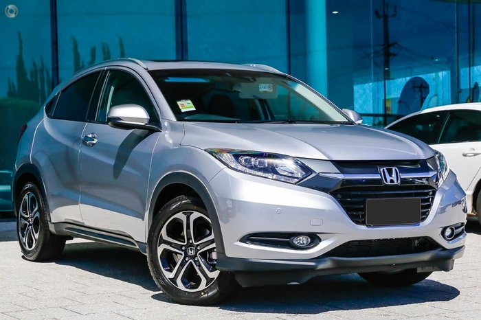 2018 HONDA HR-V VTI-L (No Series) Silver