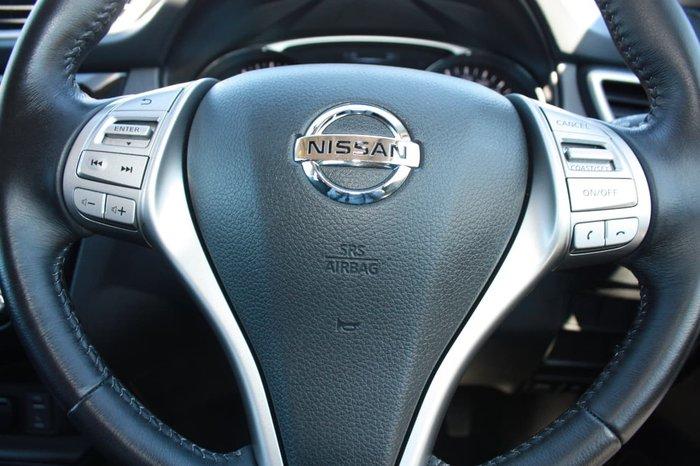2016 NISSAN X-TRAIL ST-L T32 Silver