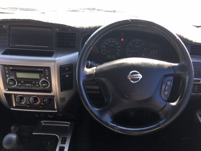 2010 Nissan PATROL