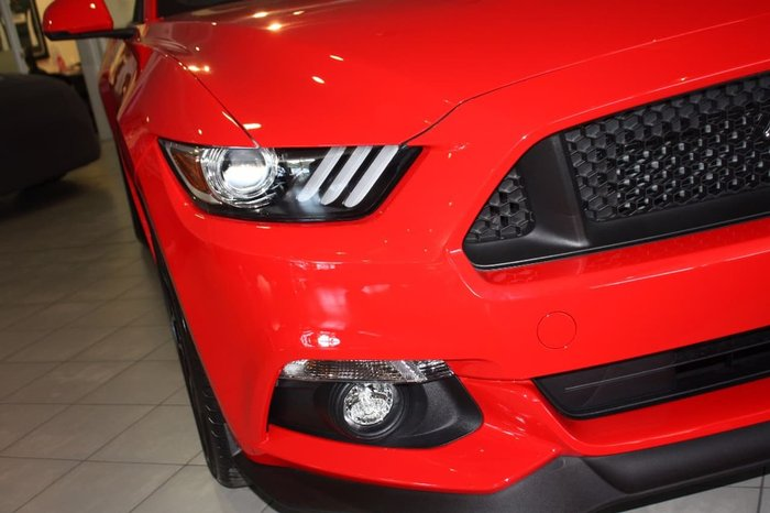 2017 FORD MUSTANG GT FM Red