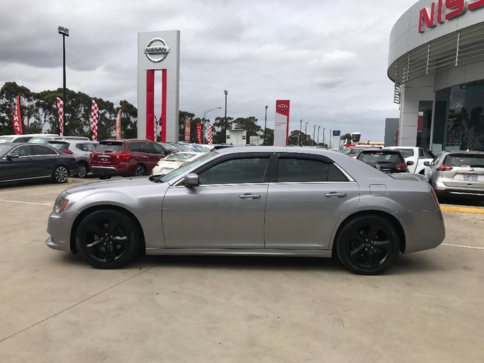 2014 CHRYSLER 300 LIMITED LX Silver