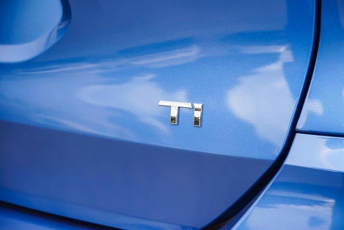 2017 NISSAN X-TRAIL TI T32 Series II Blue